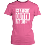 Straight Outta Salt Lake City