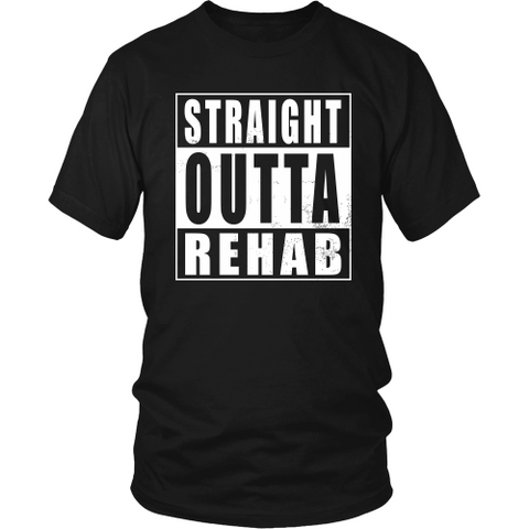 Straight Outta Rehab
