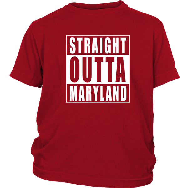 Straight Outta Maryland - McNill