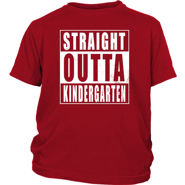 Straight Outta Kindergarten Youth