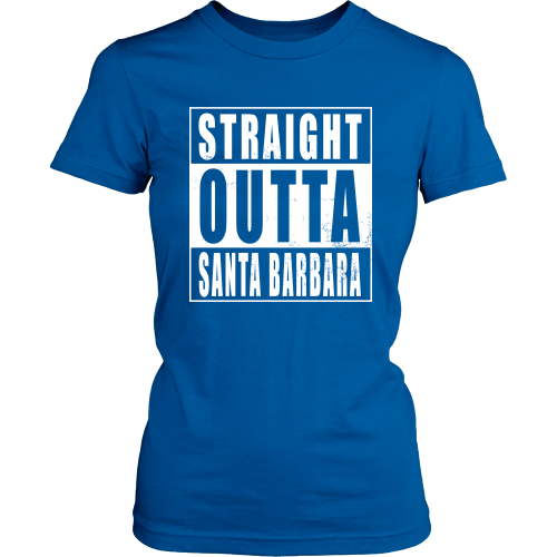 Straight Outta Santa Barbara