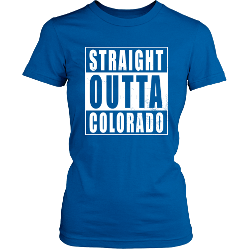 Straight Outta Colorado