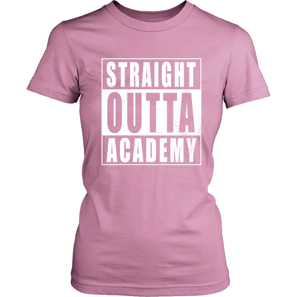 Straight Outta Academy