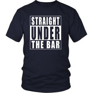 Straight Under The Bar