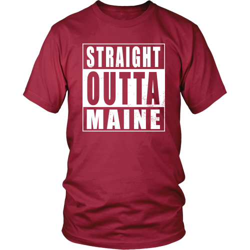 Straight Outta Maine