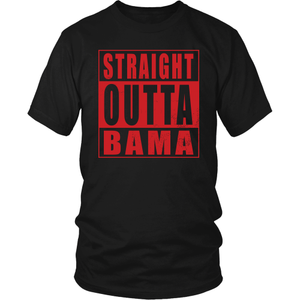Straight Outta Bama