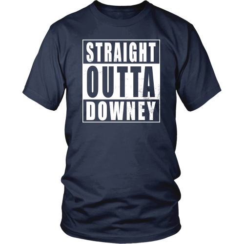 Straight Outta Downey