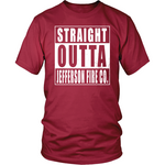 Straight Outta Jefferson Fire Co.