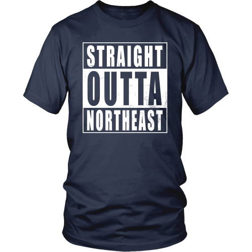 Straight Outta Northeast