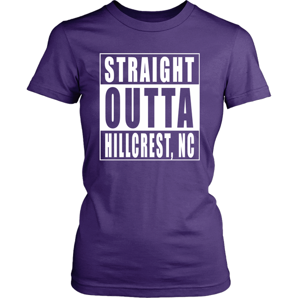 Straight Outta Hillcrest, NC
