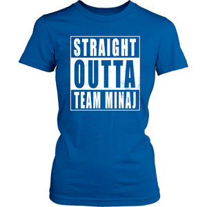 Straight Outta Team Minaj