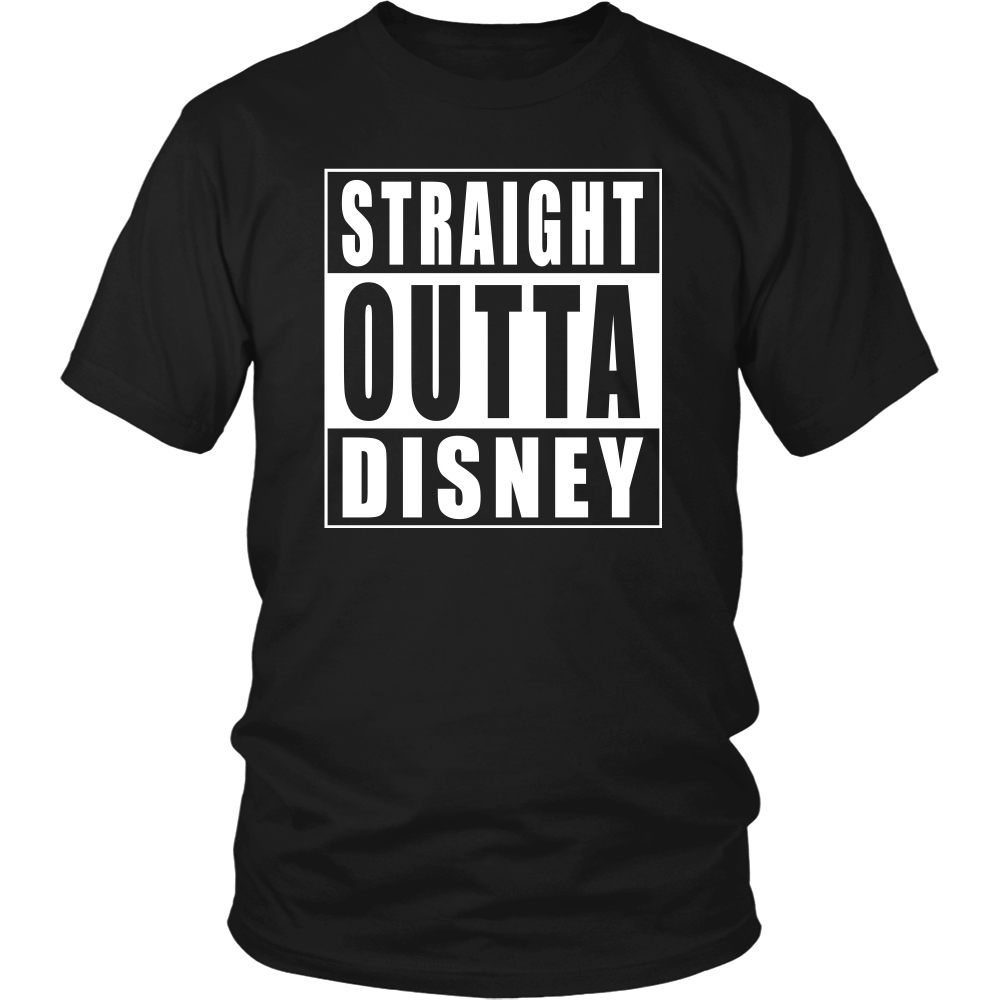 Straight Outta Disney