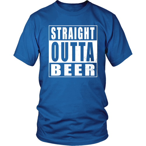 Straight Outta Beer