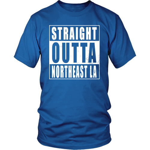 Straight Outta Northeast LA