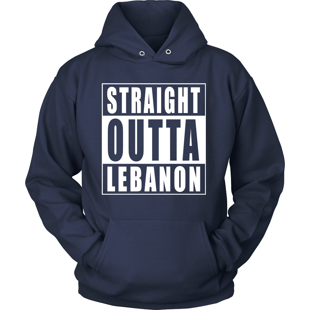 Straight Outta Lebanon