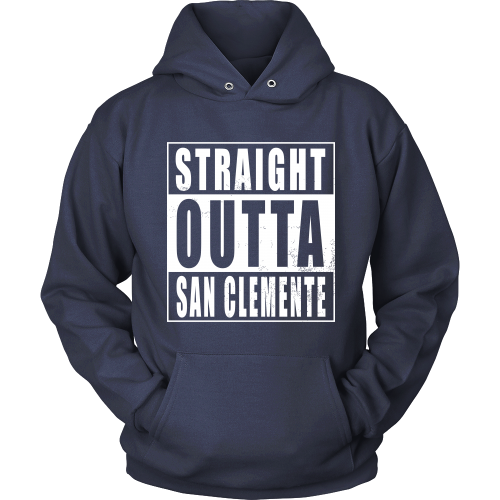 Straight Outta San Clemente