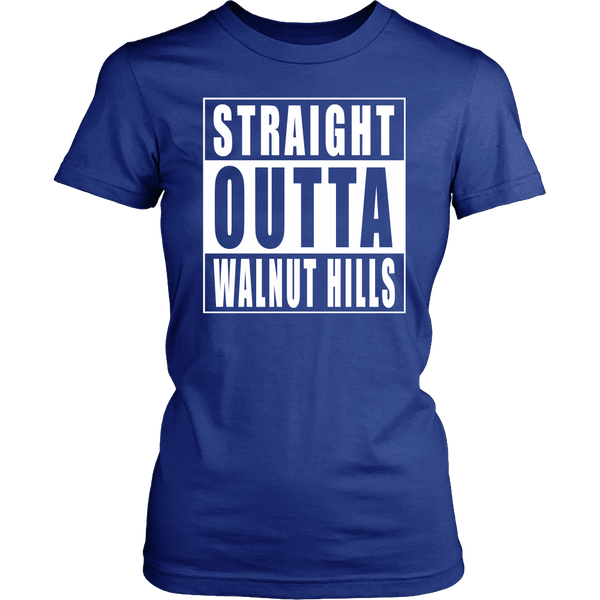 Straight Outta Walnut Hills
