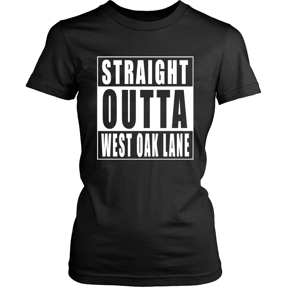 Straight Outta West Oak Lane