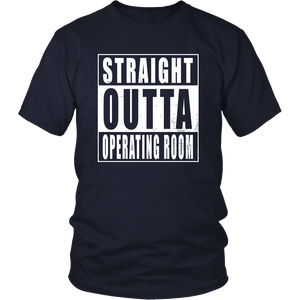 Straight Outta Operating Room