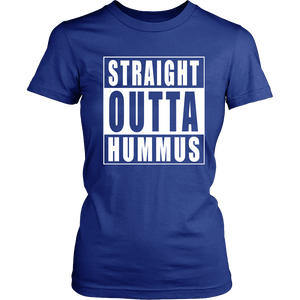 Straight Outta Hummus