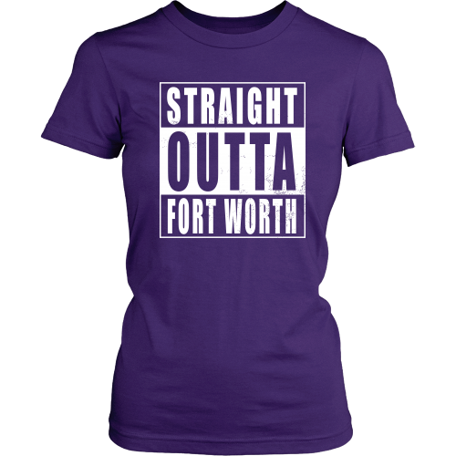 Straight Outta Fort Worth