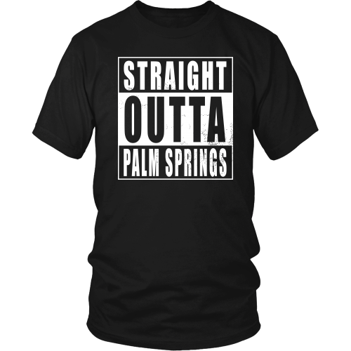 Straight Outta Palm Springs