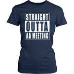 Straight Outta AA Meeting