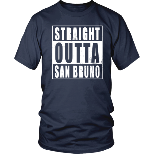 Straight Outta San Bruno