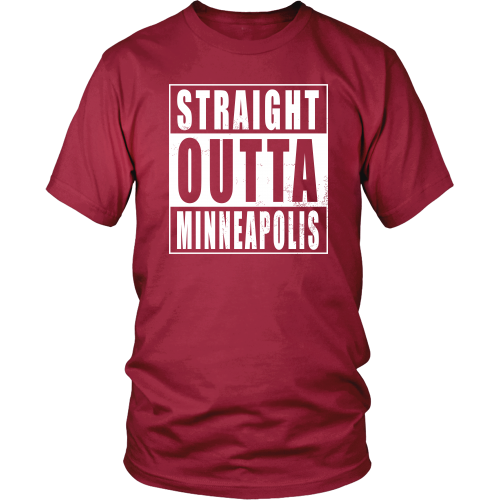 Straight Outta Minneapolis