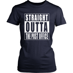 Straight Outta The Post Office