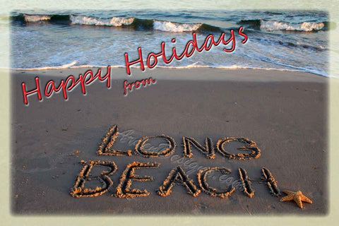 Happy Holidays from Long Beach