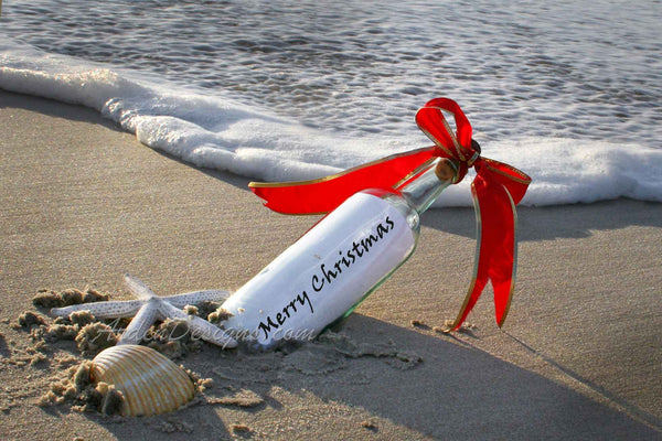 Message in a Bottle, Merry Christmas
