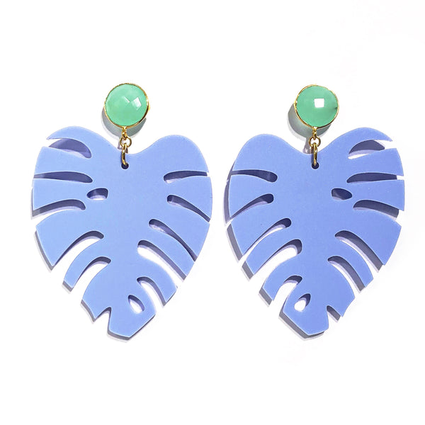 """The Leaf"" Earrings"