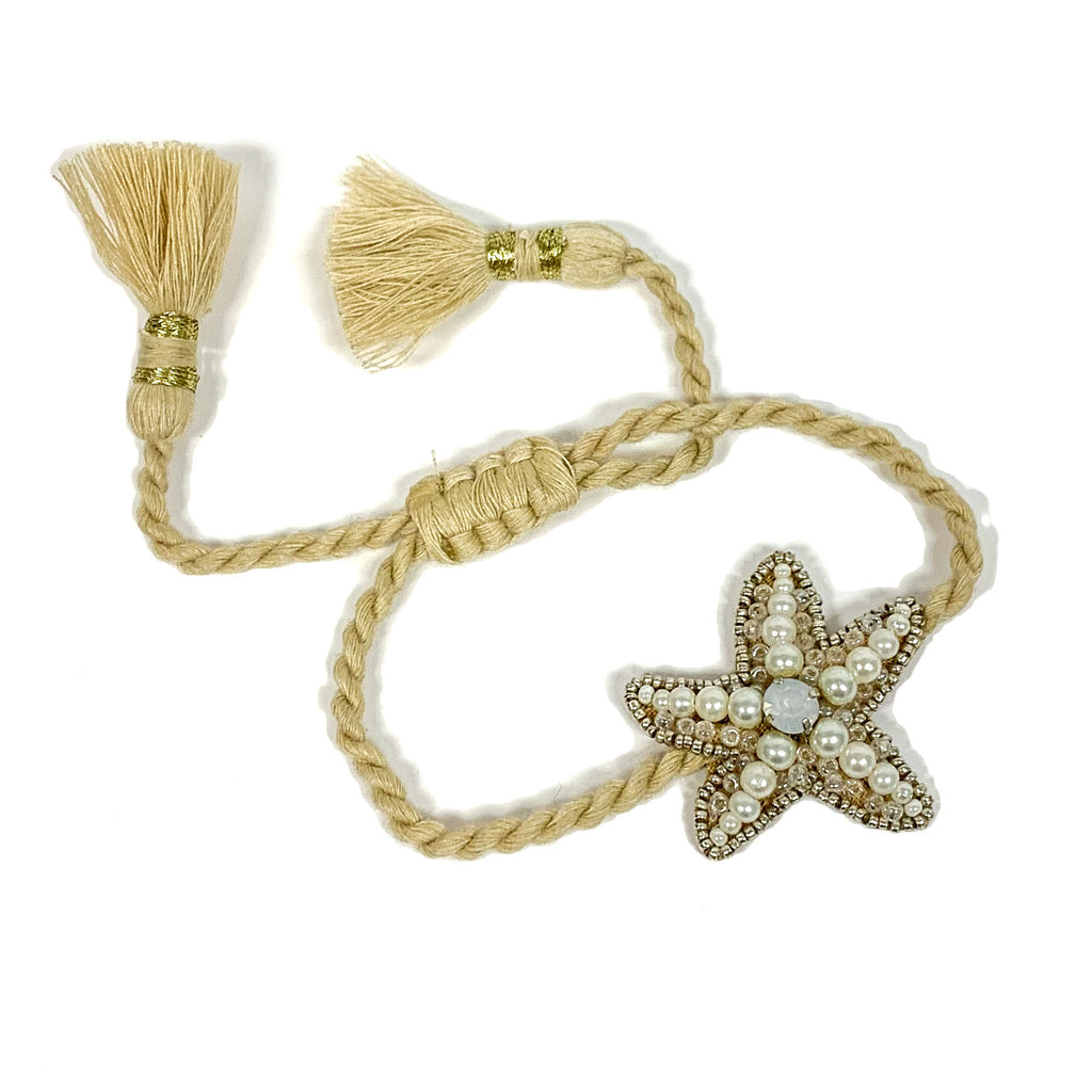 Pearly Starfish Bracelet