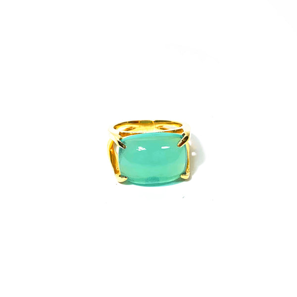 Chalcedony Ring - only one!!