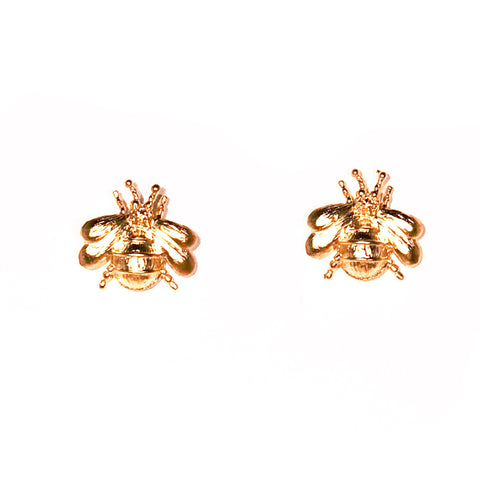 SugarBuzz Queen Bee Stud Earrings