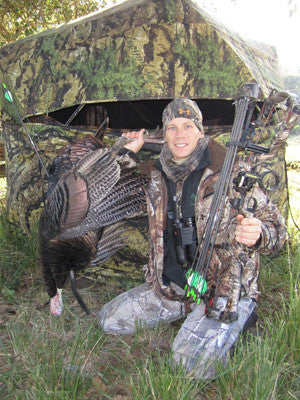 MISTAKES TO AVOID WHEN BOWHUNTING TURKEYS