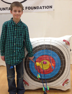 KIDS ARCHERY 101 - BY TRACY BREEN