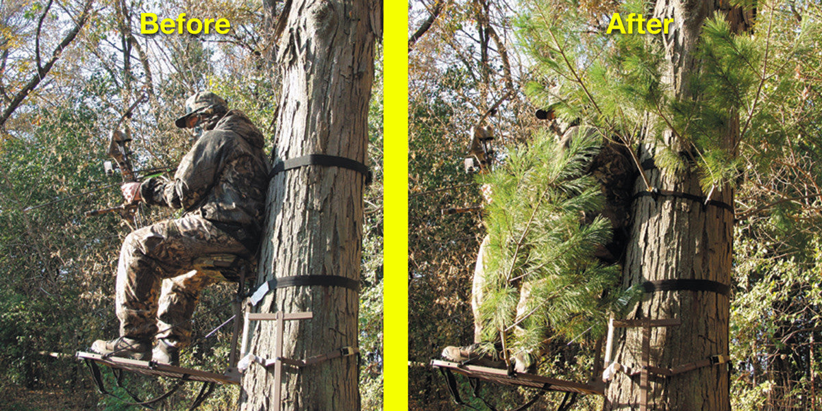 Tree Stand Branch Holders Pine Ridge Archery