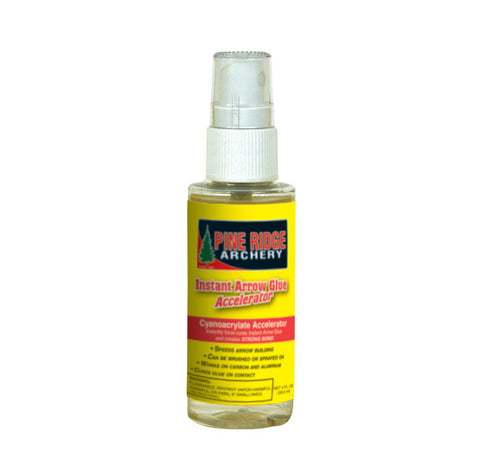 Instant Arrow Glue Accelerator (2oz.)