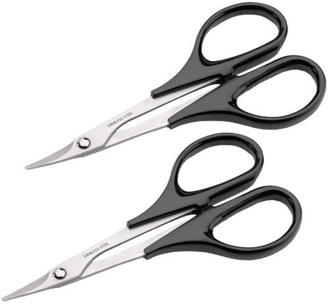 Scissors(Straight) & Scissors (Curved) Set