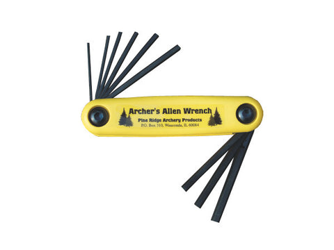 Archers Allen Wrench Set XL