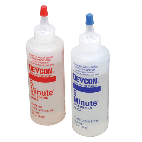Devcon Epoxy - 9 Oz. Bottle