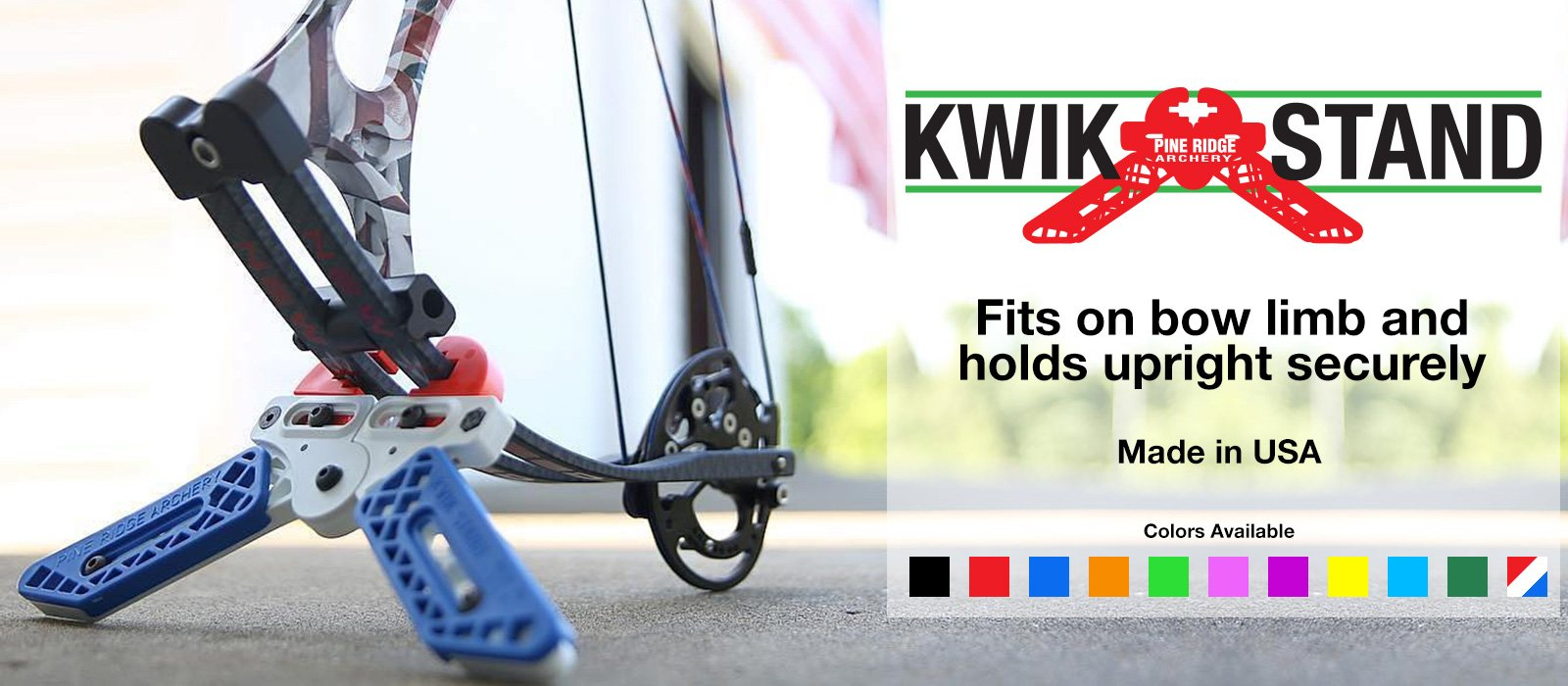 Kwik Stand Bow Support