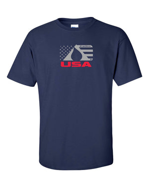 WrapGlove® USA Navy T-Shirt