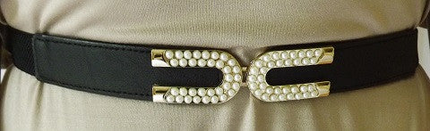 Pearl Studded Belt