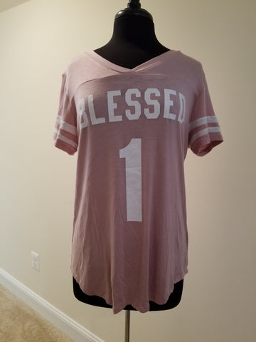 """Blessed"" Tee Shirt"