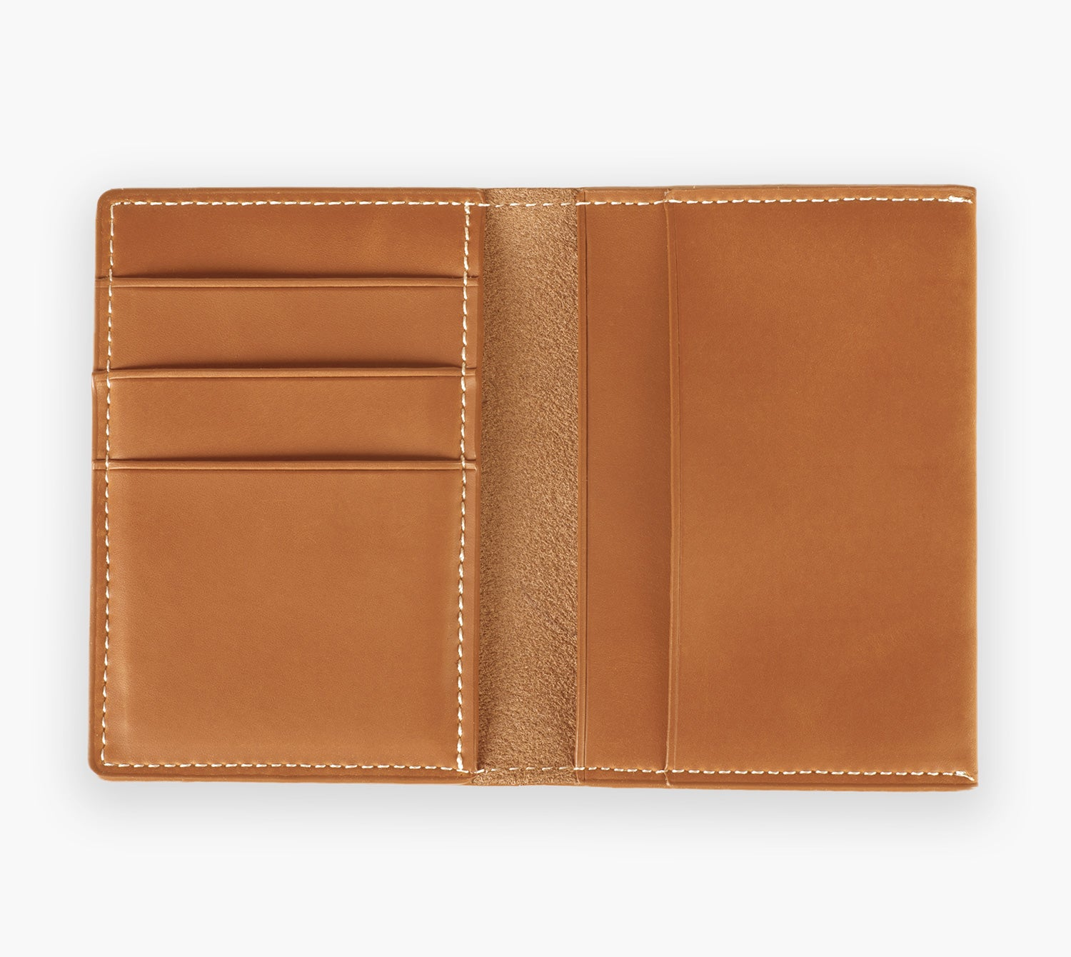 Slim Leather Wallet (Vintage)