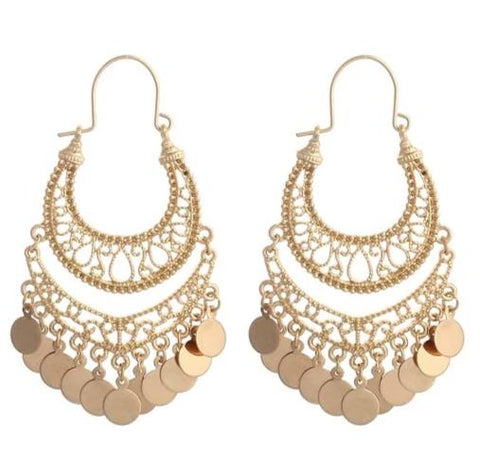 CHANDELIER DANGLE Earrings!