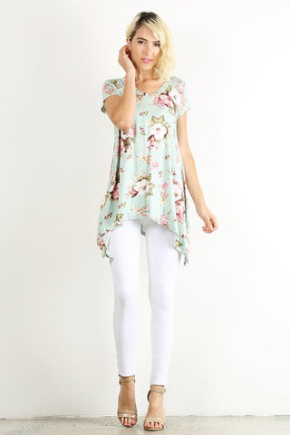 ROSES GALORE Top